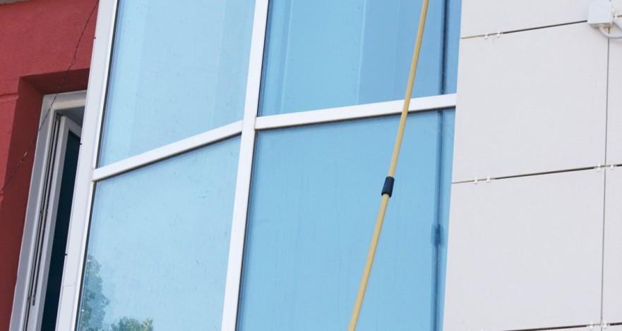 Fönsterputsning Stockholm